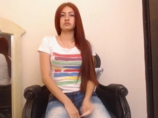 Username: Hayleibrown. Age: 20. Online: 2020-01-19. Bio: redhead young camgirl from San Andres. Speaking Spanish, English. Live sex show: redhead being naughty and seductive on a live webcam